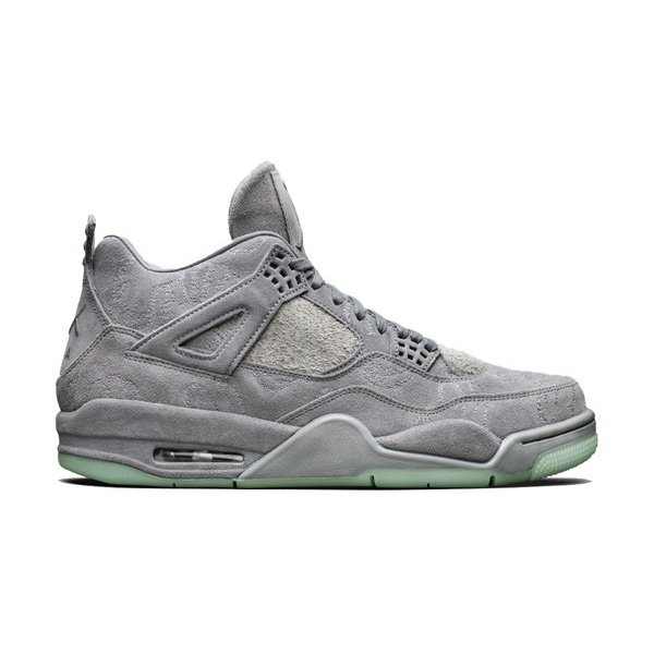 AIR JORDAN 4 RETRO 'KAWS' エア ジョーダン 4 レトロ カウズ 【MEN'S】  cool grey/white 930155-003|sneakerplusone