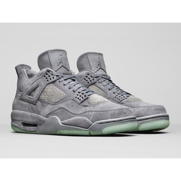 AIR JORDAN 4 RETRO 'KAWS' エア ジョーダン 4 レトロ カウズ 【MEN'S】  cool grey/white 930155-003|sneakerplusone|02