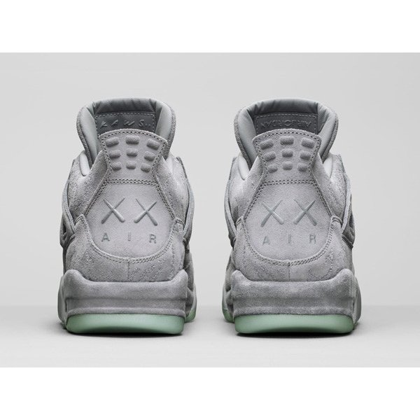 AIR JORDAN 4 RETRO 'KAWS' エア ジョーダン 4 レトロ カウズ 【MEN'S】  cool grey/white 930155-003|sneakerplusone|04