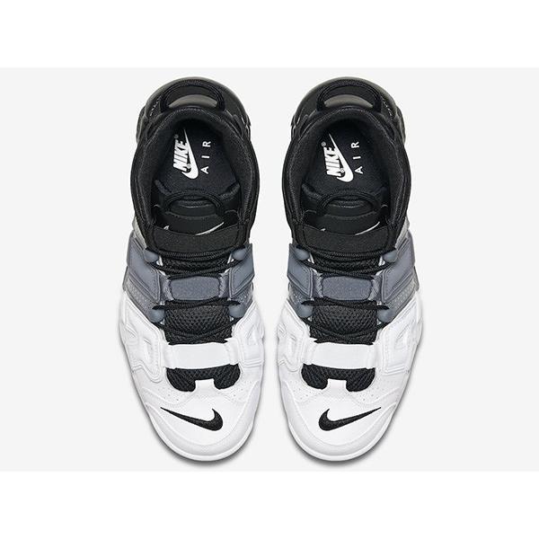 AIR MORE UPTEMPO 96 'TRI-COLOR' エア モア アップテンポ レトロ 【MEN'S】 black/cool grey-white 921948-002|sneakerplusone|03