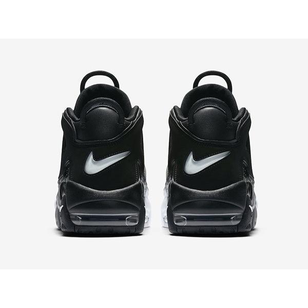 AIR MORE UPTEMPO 96 'TRI-COLOR' エア モア アップテンポ レトロ 【MEN'S】 black/cool grey-white 921948-002|sneakerplusone|04