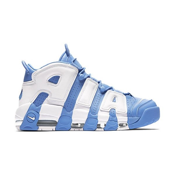 AIR MORE UPTEMPO 96 'UNIVERSITY BLUE' エア モア アップテンポ レトロ 【MEN'S】 university blue/white 921948-401|sneakerplusone