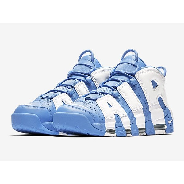 AIR MORE UPTEMPO 96 'UNIVERSITY BLUE' エア モア アップテンポ レトロ 【MEN'S】 university blue/white 921948-401|sneakerplusone|02
