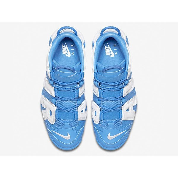 AIR MORE UPTEMPO 96 'UNIVERSITY BLUE' エア モア アップテンポ レトロ 【MEN'S】 university blue/white 921948-401|sneakerplusone|03