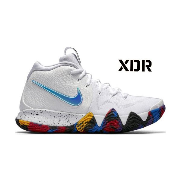 size 40 406ab 8533d KYRIE 4 EP  MARCH MADNESS  ナイキ カイリー 4 マーチ マッドネス  MEN S  white ...