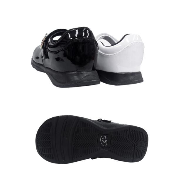 入園式 靴 入学式 靴 子供用フォーマルシューズ 冠婚葬祭用シューズ 七五三用シューズ ムーンスターキャロット CR 2093 ブラック |sneakers-trend|04