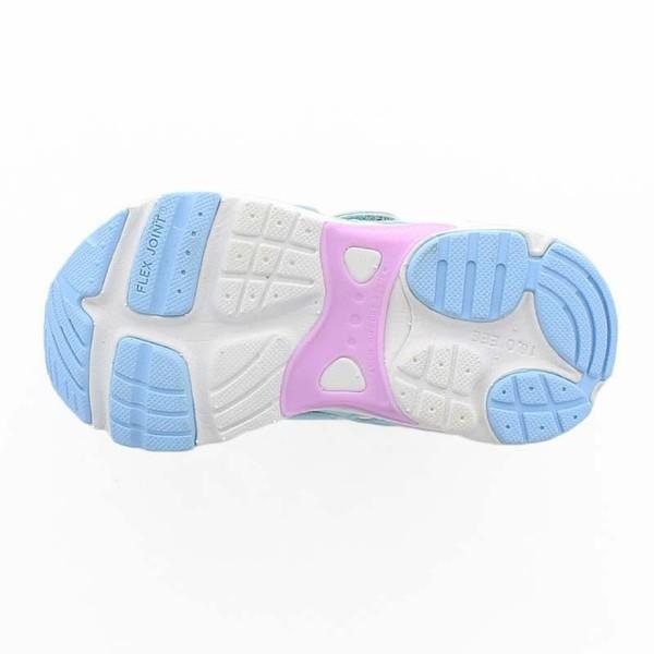 子供靴  スニーカー 幅広 3E ムーンスター  CR C2139  カラー サックス  |sneakers-trend|02