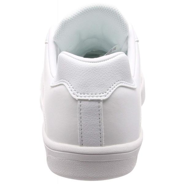 通学靴  白スニーカー 白運動靴 学校用品 上履き 白シューズ メンズシューズ メンズスニーカー ムーンスター MS F004 ホワイト|sneakers-trend|03