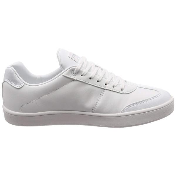 通学靴  白スニーカー 白運動靴 学校用品 上履き 白シューズ メンズシューズ メンズスニーカー ムーンスター MS F004 ホワイト|sneakers-trend|05