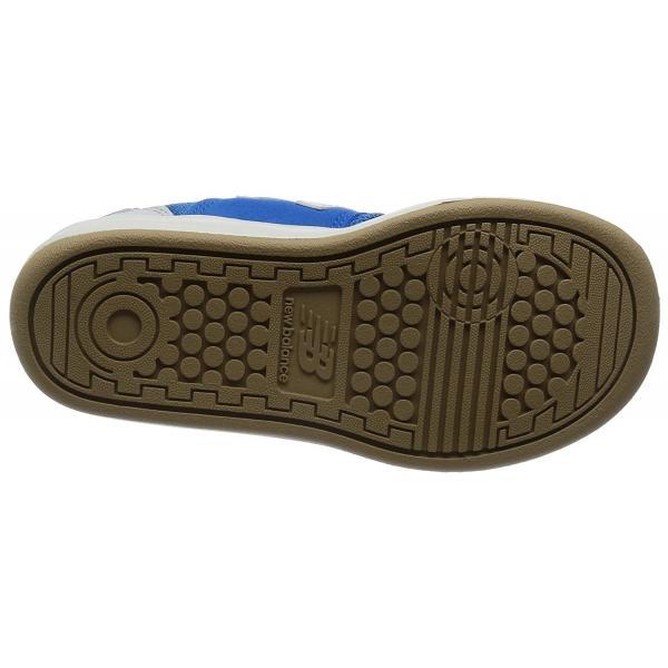 ニューバランス キッズスニーカー KT300BLI・P  ブルー スリッポンタイプ|sneakers-trend|03