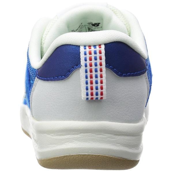 ニューバランス キッズスニーカー KT300BLI・P  ブルー スリッポンタイプ|sneakers-trend|04