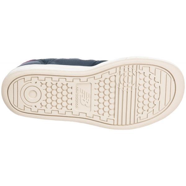 ニューバランス キッズスニーカー  KT300 GBI・P  ネービー/レッド スリッポンタイプ|sneakers-trend|03