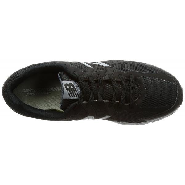 ニューバランス メンズスニーカー M480BG5 ブラック/グレー 4E幅広タイプ|sneakers-trend|02
