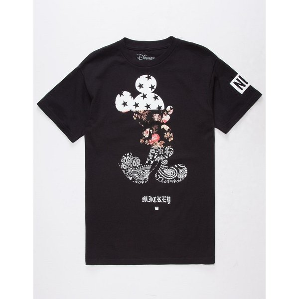 NEFF ネフ Disney Collection Mickey Swag Mens T-Shirt|sneakersuppliers