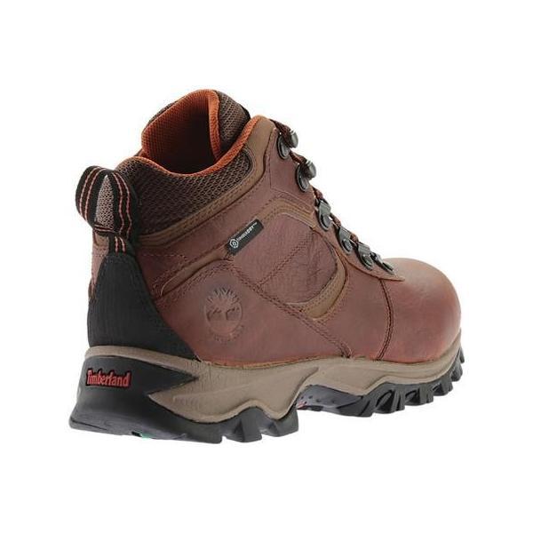 ユニセックス ブーツ Timberland Earthkeepers Mt. Maddsen Mid Waterproof Hiker Boot (Men's)|sneakersuppliers|04