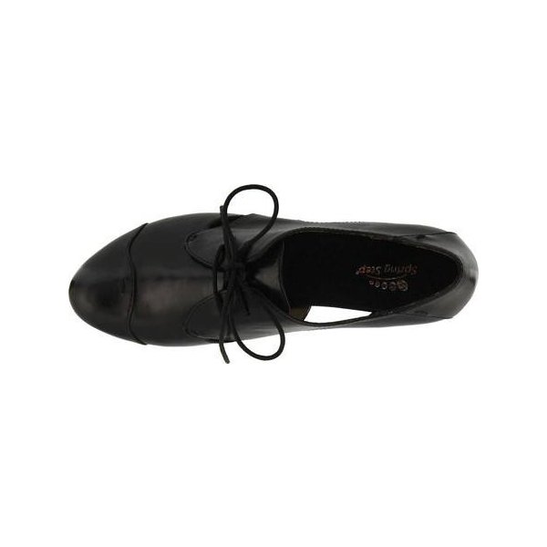 レディース 靴 革靴 ローファー Spring Step Cinzano Lace Up Loafer (Women's)