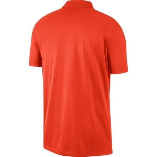 ナイキ メンズ ティーシャツ Men's Cleveland Browns Franchise Orange Polo|sneakersuppliers|02