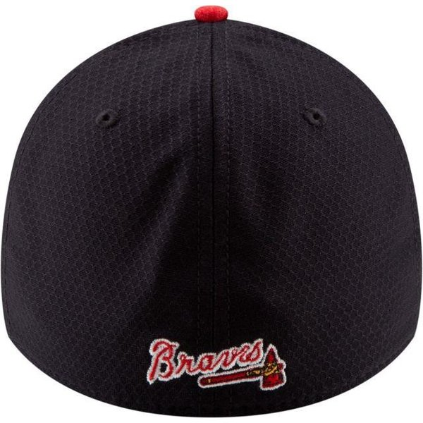 ニューエラ ユニセックス 帽子 キャップ Youth Atlanta Braves 39Thirty Pop Shadow Stretch Fit Hat|sneakersuppliers|04