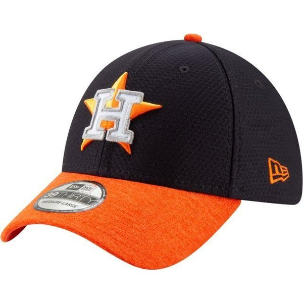 ニューエラ ユニセックス 帽子 キャップ Youth Houston Astros 39Thirty Pop Shadow Stretch Fit Hat|sneakersuppliers|01