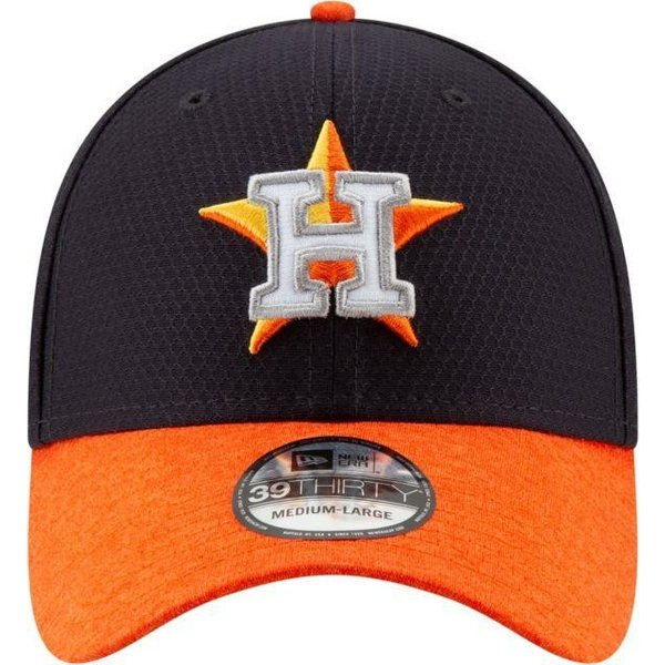 ニューエラ ユニセックス 帽子 キャップ Youth Houston Astros 39Thirty Pop Shadow Stretch Fit Hat|sneakersuppliers|02