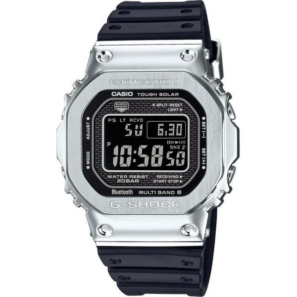 ユニセックス 時計 G-Shock Watches GMWB5000 Watch (gray / black)|sneakersuppliers