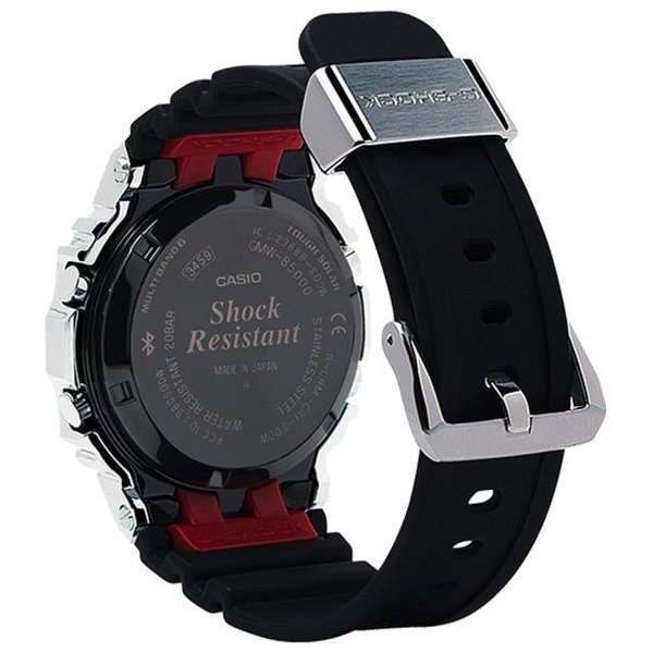 ユニセックス 時計 G-Shock Watches GMWB5000 Watch (gray / black)|sneakersuppliers|02