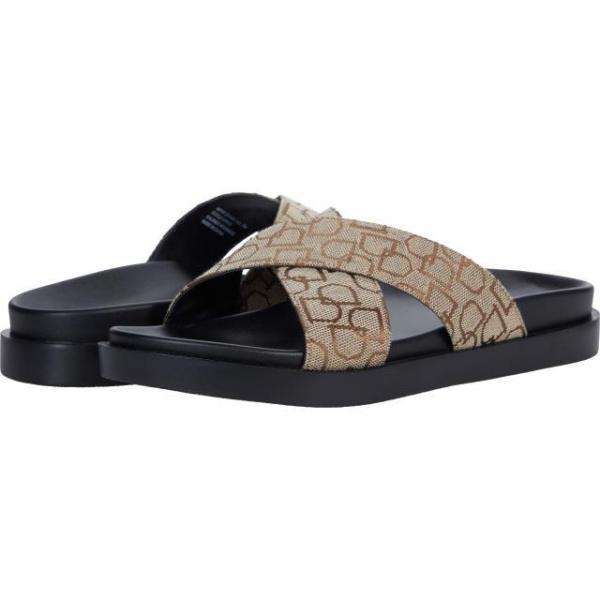 ステイシー アダムス メンズ サンダル Montel Cross Strap Slide Sandal