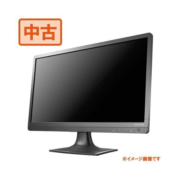 I-O DATA 21.5型ワイド LEDバックライト搭載液晶モニター (ブラック) LCD-MF223EBRの画像