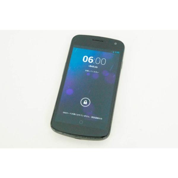 中古 docomoドコモ GALAXY Nexus SC-04D 白ロム Android スマホ