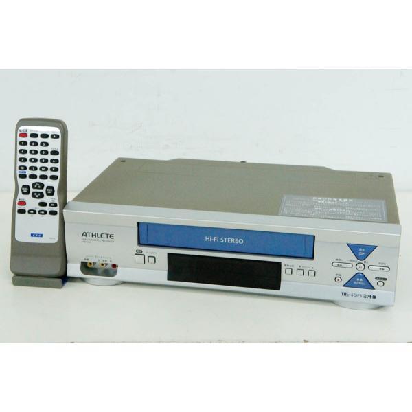 ビデオカセットレコーダー ATHLETE [FVR-888]の画像