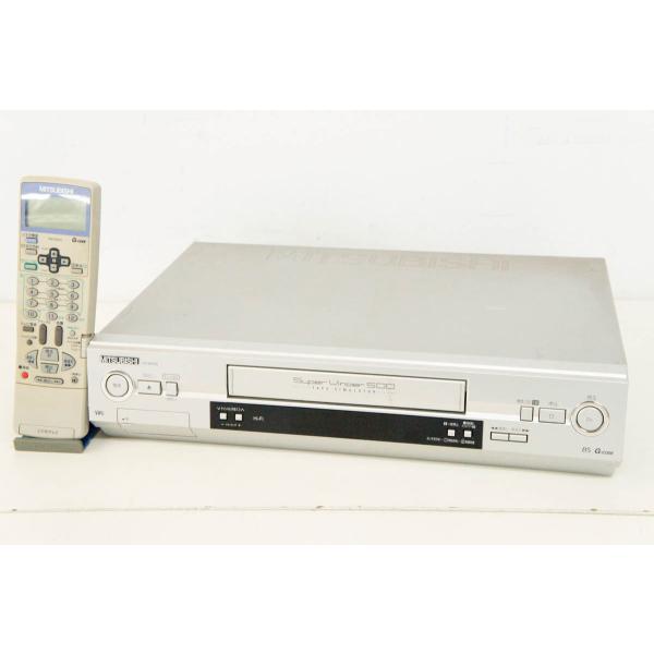 ビデオカセットレコーダー [HV-BH500]の画像