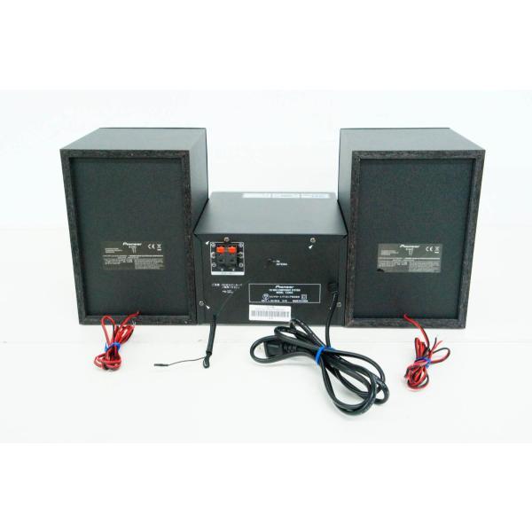 中古 パイオニアPioneer CDミニコンポーネントシステム X-EM12 オーディオ