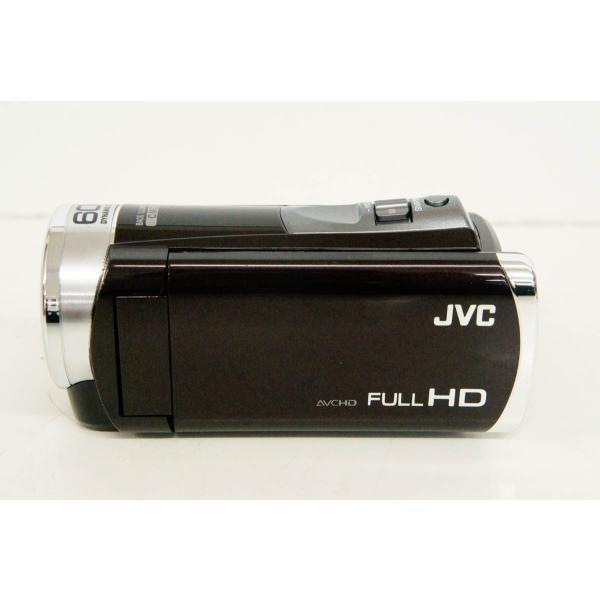 JVC Victorビクター エブリオEverio ハイビジョンメモリームービー GZ-E345-T ビデオカメラ 16GB