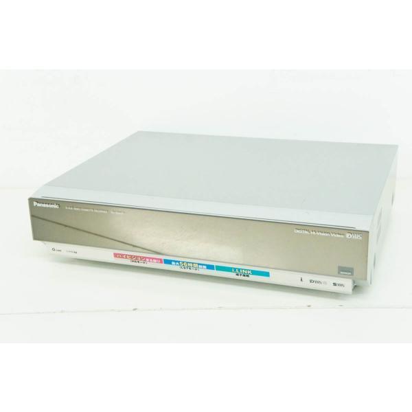 D-VHS ビデオカセットレコーダー [NV-DHE20]の画像