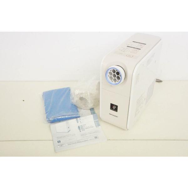 展示品 SHARPシャープ プラズマクラスター乾燥機 DI-DD1S-W ホワイト 2014年製 空気清浄