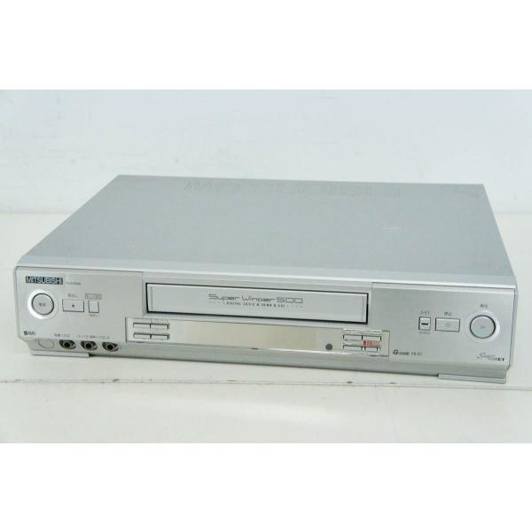 S-VHS ビデオカセットレコーダー [HV-EX500]の画像