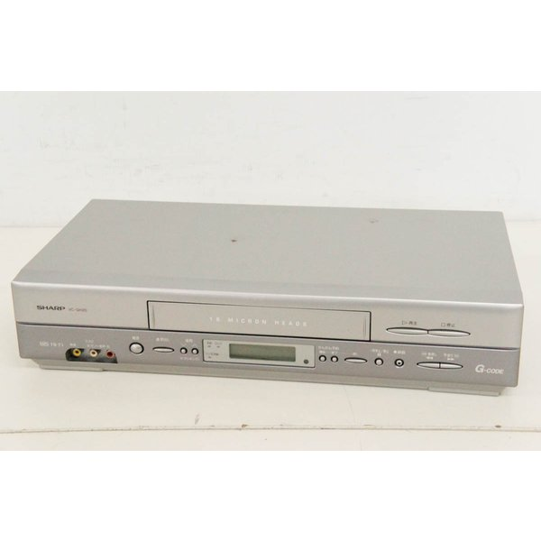 ビデオカセットレコーダー [VC-GH20]の画像