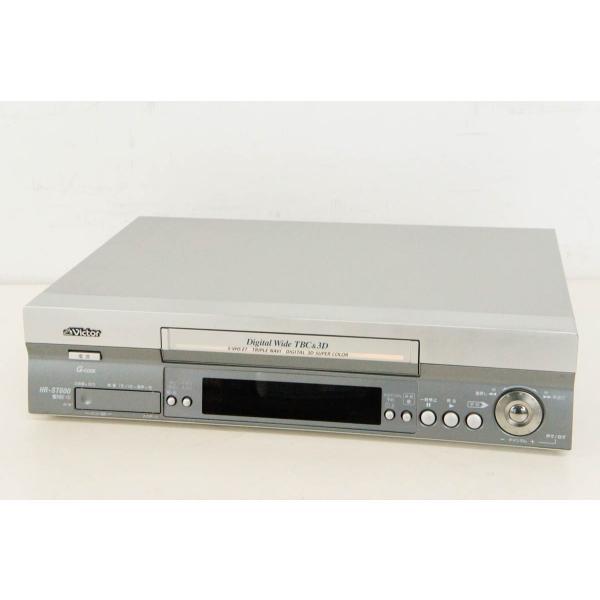 ビデオカセットレコーダー (シルバー) [HR-ST700]の画像