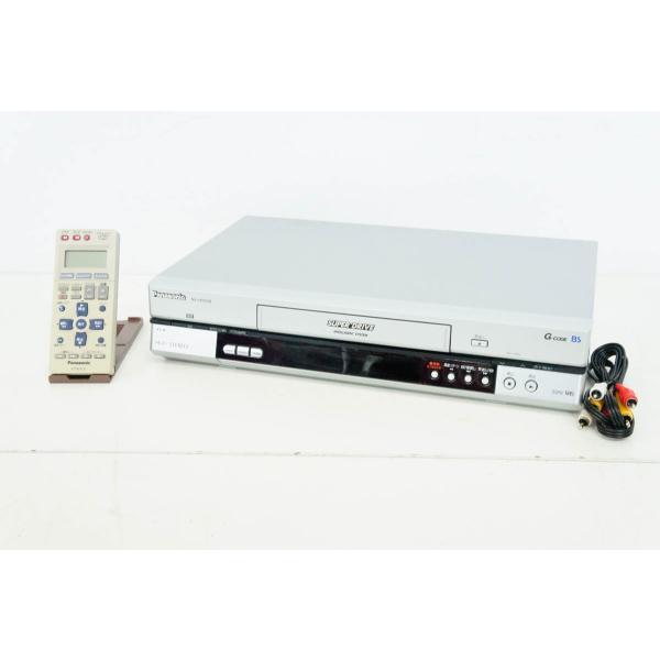 BSチューナー内蔵 ビデオカセットレコーダー [NV-HXB55]の画像