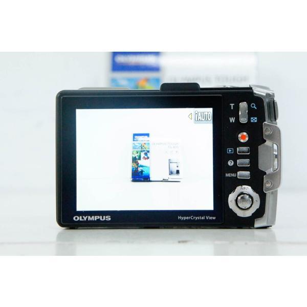 中古 OLYMPUSオリンパス コンパクトデジタルカメラ TG-810 Toughタフ 1400万画素 ブラック