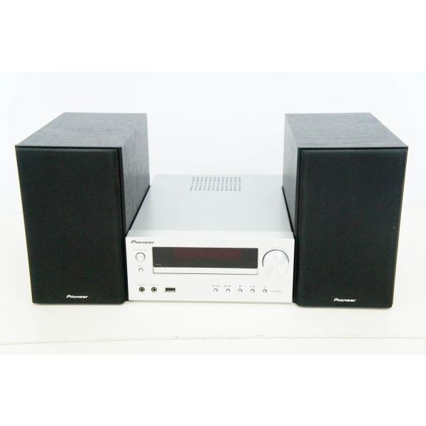 中古 パイオニアPioneer CDミニコンポーネントシステム X-HM21 iPod/iPhone/iPad対応 オーディオ