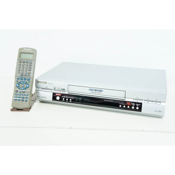 Hi-Fi(ステレオ)タイプ ビデオカセットレコーダー [NV-XH11]の画像