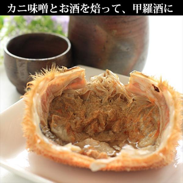 カニ かに 蟹 毛蟹 姿 600g 北海道産 海鮮 ギフト 加藤水産|snowland|08