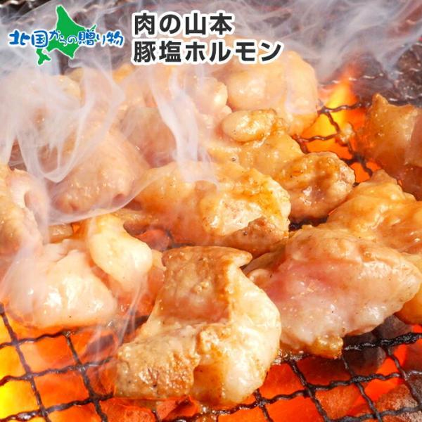 肉 BBQ バーベキュー ホルモン 焼肉 豚塩 280g 訳あり 業務用 お取り寄せ グルメ 父の日|snowland