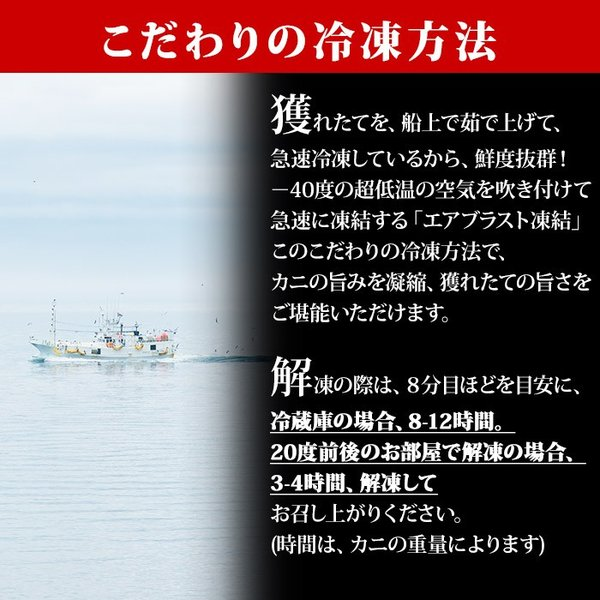 タラバガニ 脚 タラバ蟹 カニ 1kg たらば蟹 訳あり 海鮮|snowland|10