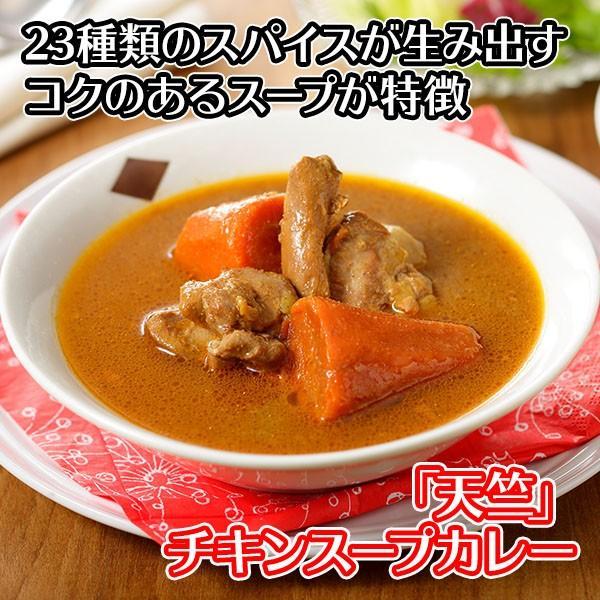 スープカレー レトルトカレー 4食セット 北海道 お取り寄せ ご当地カレー 業務用 グルメ ギフト snowland 05