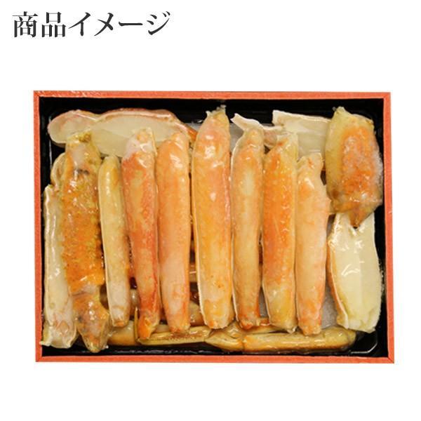 ズワイガニ カニ 脚 400g ズワイ蟹 かに ずわい蟹 海鮮|snowland|10