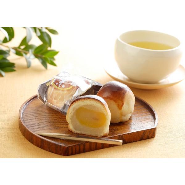 栗まんじゅう (くり饅頭)
