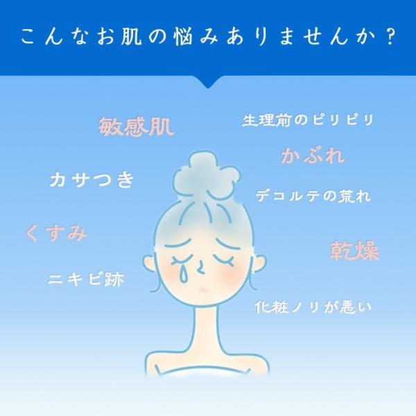 洗顔 せっけん 素あわ 固形石鹸 80g 乾燥肌 敏感肌 医薬部外品|soapmax|03