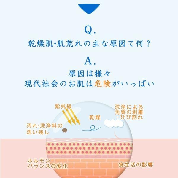洗顔 せっけん 素あわ 固形石鹸 80g 乾燥肌 敏感肌 医薬部外品|soapmax|04